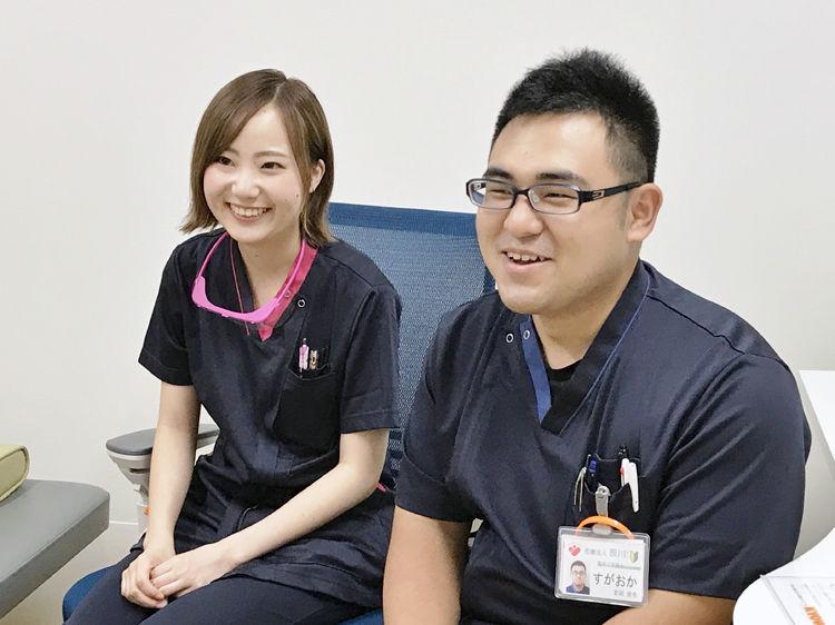 山陽腎クリニック 臨床工学技士