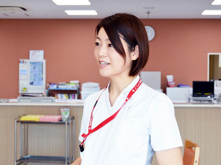 山陽病院 看護師
